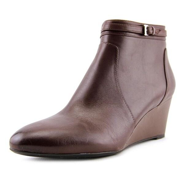 Naturalizer Quintana Brown Boots