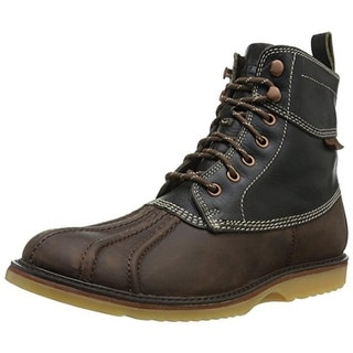 "Wolverine Mens Felix 6"" Leather Waterproof Pac Boots - 7 medium (d)"