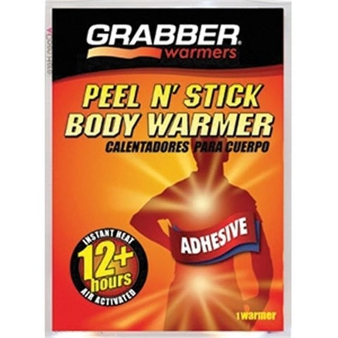 Grabber AWES 12 Hour Body Warmer - Pack Of 40