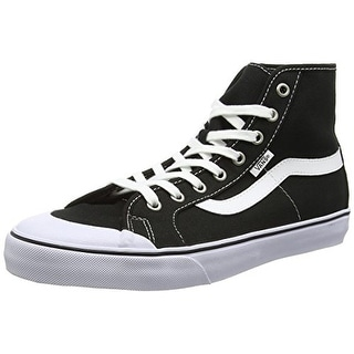 Vans Black Ball Hi SF Men Canvas Black Fashion Sneakers