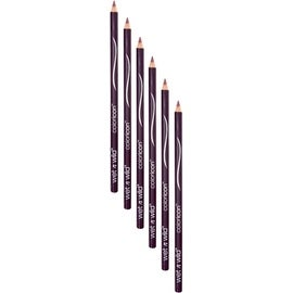 Wet n Wild Color Icon Liner Lip Pencil, Plumberry [715], 6 pack (3 options available)