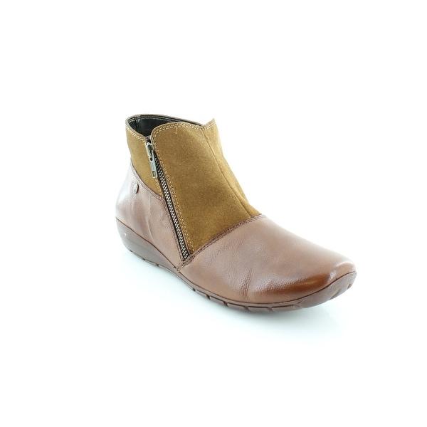 Hush Puppies Khoy Dandy Women's Boots Tan - 5