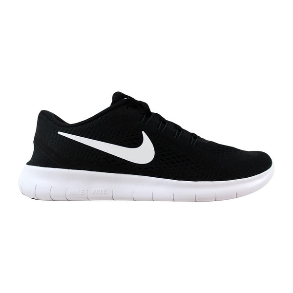 ... Men s Athletic Shoes. Nike Free RN Black White-Anthracite 831508-001 ... 05026d1bc