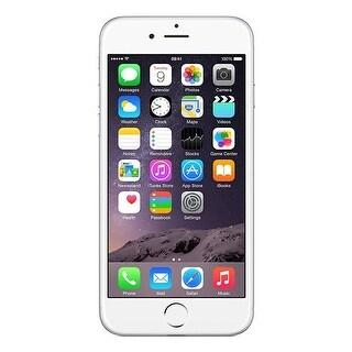 Apple iPhone 6 64GB Unlocked GSM 4G LTE Phone - Silver (New Open Box)