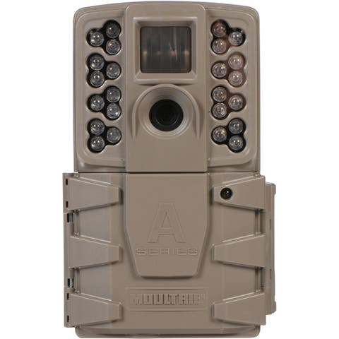 Moultrie A-30 Game Camera MCG-13201 w/ LCD screen & 12.0 MP Resolution- Single