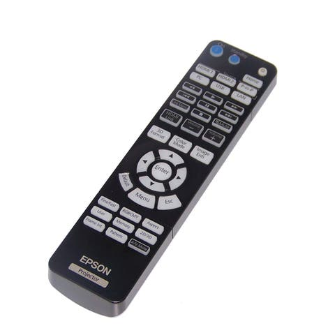 Epson Projector Remote Control For PowerLite Home Cinema 3900, 3710, 3700, 3100
