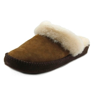 Ugg Australia Aira Women Round Toe Suede Brown Slipper