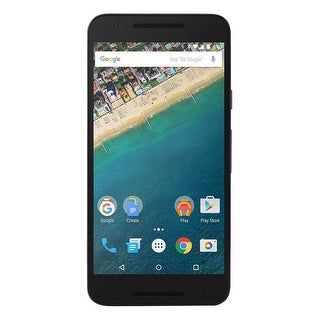 LG Google Nexus 5X H791 32GB Unlocked GSM 4G LTE Hexa-Core Android Phone (Certified Refurbished)