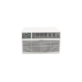 Koldfront WTC8001W  8000 BTU 115V Through the Wall Air Conditioner with 4200 BTU Heater with Remote - White