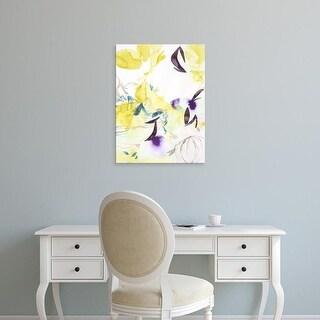Easy Art Prints Elisa Sheehan's 'Springs Requital 1' Premium Canvas Art