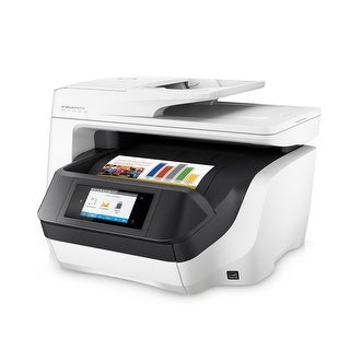 HP OfficeJet Pro 8720 AIO MFP w/ Thermal Inkjet Print Tech M9L75A