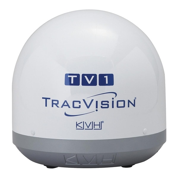 KVH Tracvision Tv1 Empty Dummy Dome Assembly - 01-0372