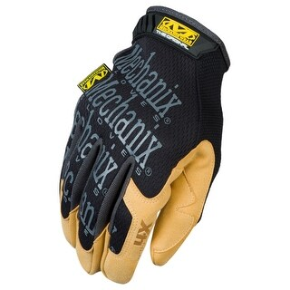 Mechanix Wear MG4X-75-011 Material4X Original Gloves, Black/Tan, X-Large