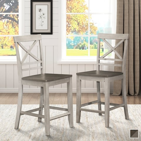 Dardanelle Counter Height Chair (Set of 2)