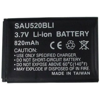 Samsung U520 Li-Ion Standard Battery (Bulk Packaging)