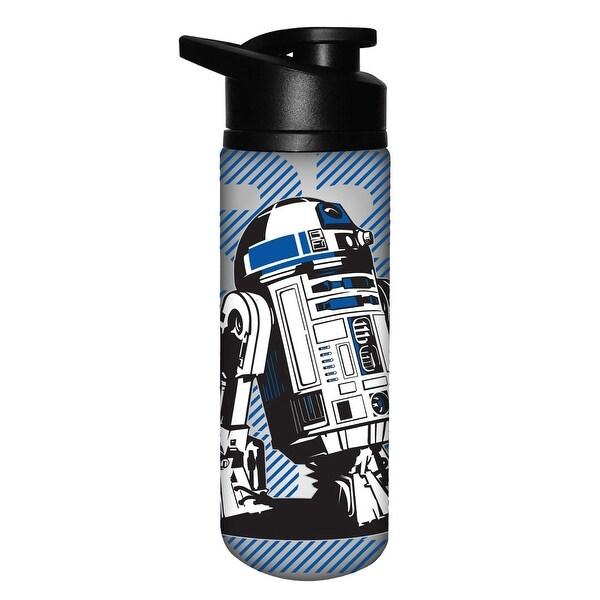 Star Wars R2D2 25oz Steel Water Bottle