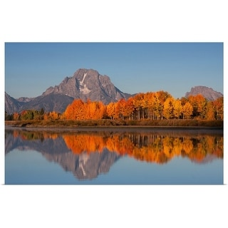 """Grand Teton National Park"" Poster Print"