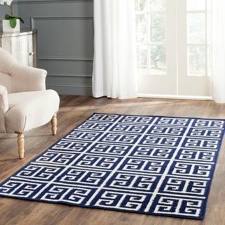Safavieh Handmade Flatweave Dhurries Renae Modern Wool Rug