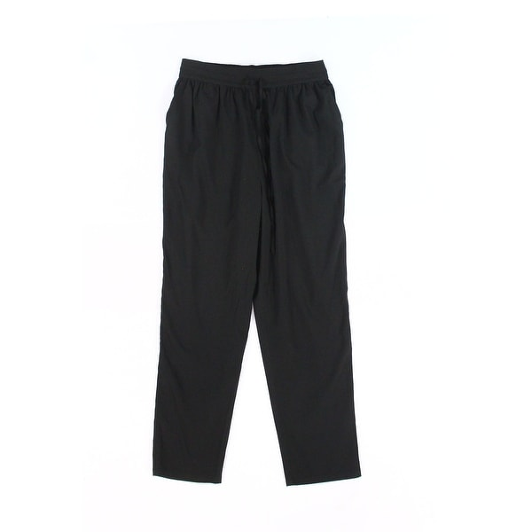 ABound Deep Womens Two-Pocket Drawstring Pull-On Pants