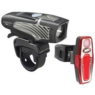 NiteRider Lumina 750 Boost Bicycle Head Light/Sabre 50 Tail Light Set - 6763