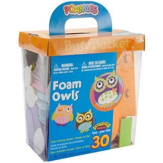 Foam Kit - Makes 30-Owl