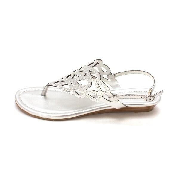 Alfani Womens Nicolett Open Toe Casual Ankle Strap Sandals - 9