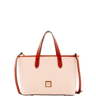 Dooney & Bourke Pebble Grain Brandy (Introduced by Dooney & Bourke at $198 in May 2017) - Blush