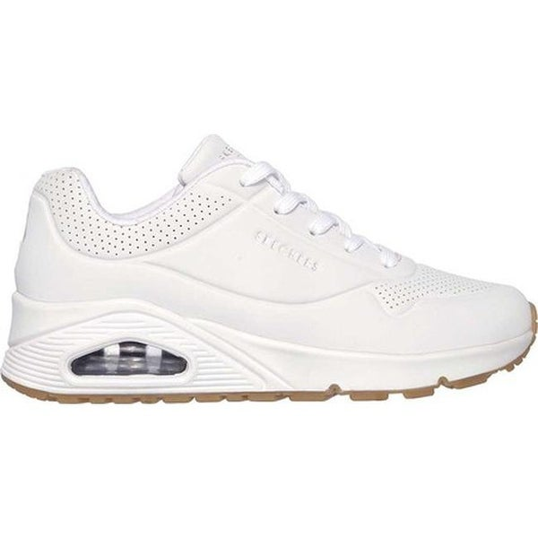 Uno Stand on Air Sneaker White