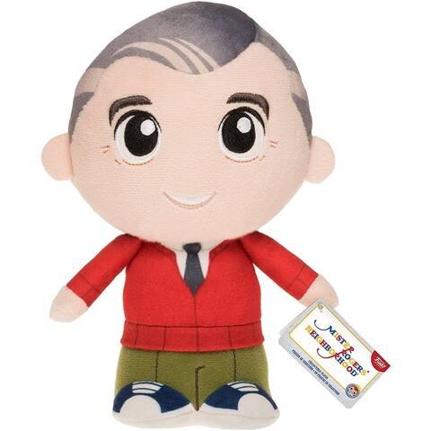 """Mr. Rogers Neighborhood 8"""" Funko Plush: Mister Rogers - Multi"""