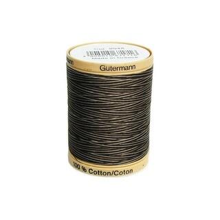 743933 9948 Gutermann 100 Cotton Var Thread 800m Brnsugarcinna