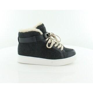 Coach Richmond Women's Fashion Sneakers Dark Grey - 6.5