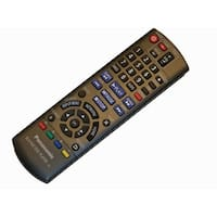 OEM Panasonic Remote Control Originally Supplied with DMP-BD75, DMP-BD755, DMP-BD755P, DMP-BD75P, DMP-BD75PC