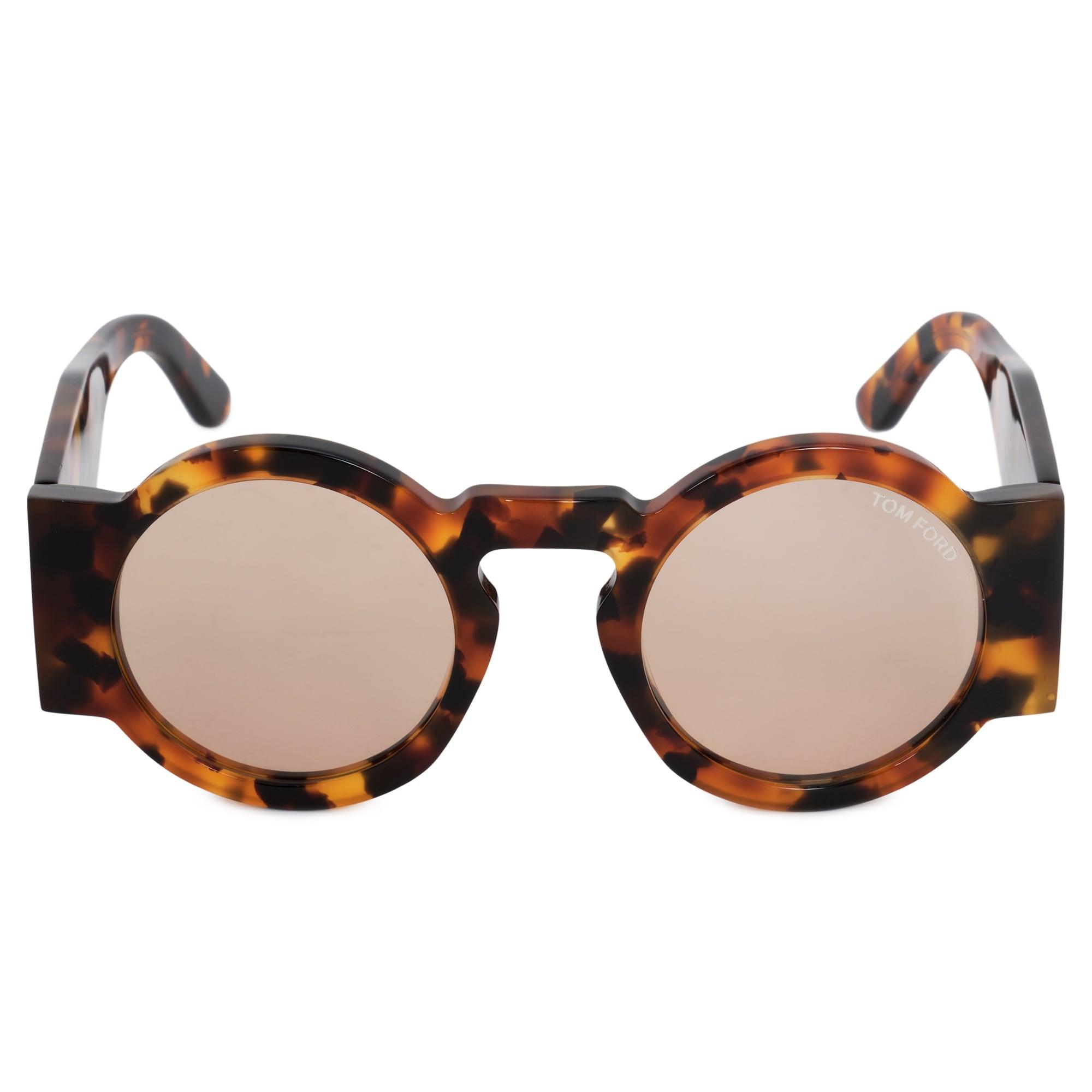 0875b5183431e Round Tom Ford Sunglasses