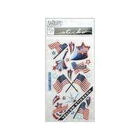EK Sticko Sticker Vellum 4th Of July