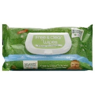 Shop Sani Professional Nice N Clean White Unscented Baby