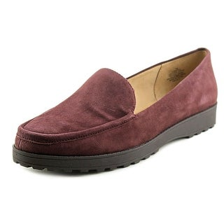 Easy Spirit e360 Margy Women Round Toe Leather Loafer