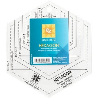 Hexagon Template-