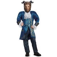 Disguise Beast Deluxe Child Costume - Blue