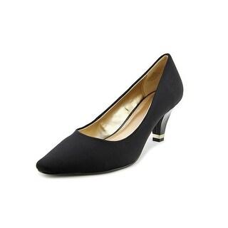 Circa Joan & David Daily Pointed Toe Canvas Heels