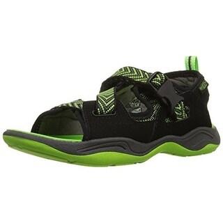 Keen Boys Rock Iguana Chevron Sport Sandals - 8 medium (d)
