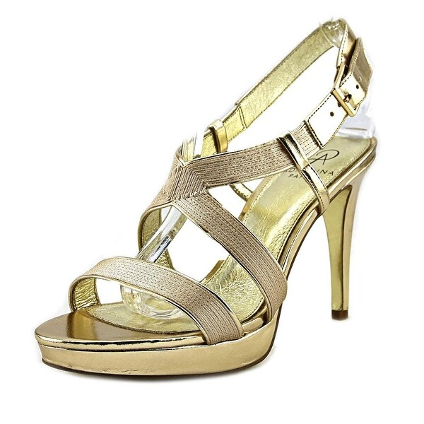 Adrianna Papell Anette Women Nude Sandals