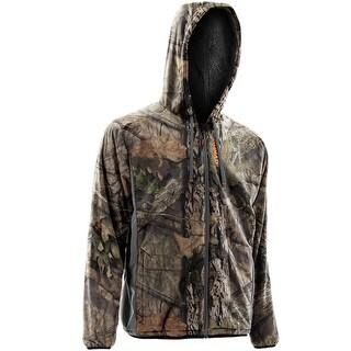 Nomad Harvester Full Zip Small Mossy Oak Break Up Country Hooded Jacket