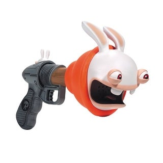 Rabbids Invasion Super Plunger Blaster Toy Gun