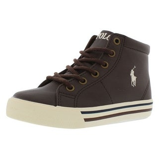 Polo Ralph Lauren Scholar Mid Casual Boy's Shoes (4 options available)