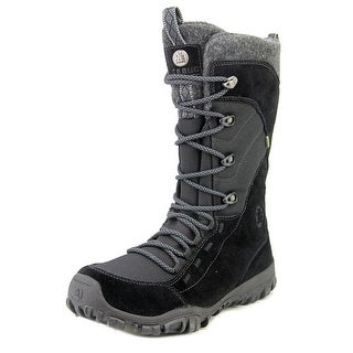 Icebug Diana Women Round Toe Synthetic Black Winter Boot