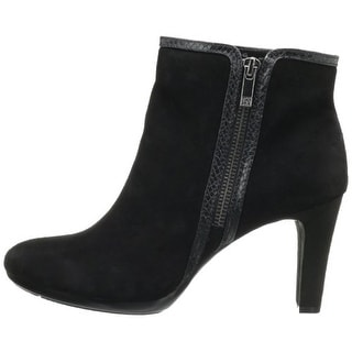 AK Anne Klein Women's Caelina Ankle Boots