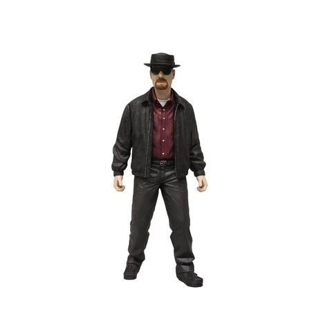 "Mezco Toyz Breaking Bad Heisenberg 12"" Action Figure - Multi"