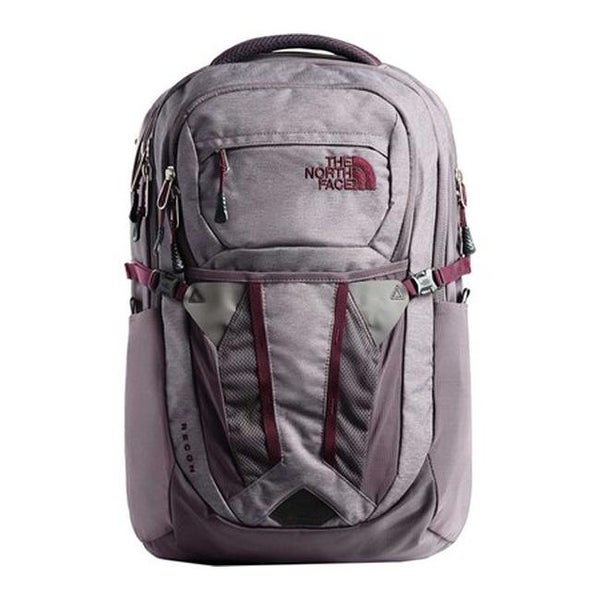0770df0a9 Shop The North Face Women's Recon Backpack Rabbit Grey Light Heather/Rabbit  Grey - US Women's One Size (Size None) - Free Shipping Today - Overstock -  ...