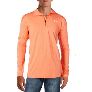 Under Armour Mens 1/4 Zip Pullover ISO Chill Heat Gear - 2XL