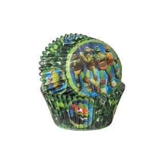 Standard Baking Cups-Teenage Mutant Ninja Turtles 50/Pkg
